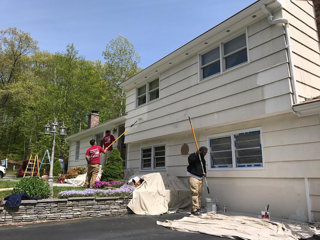 Exterior Painters in Voluntown, Connecticut