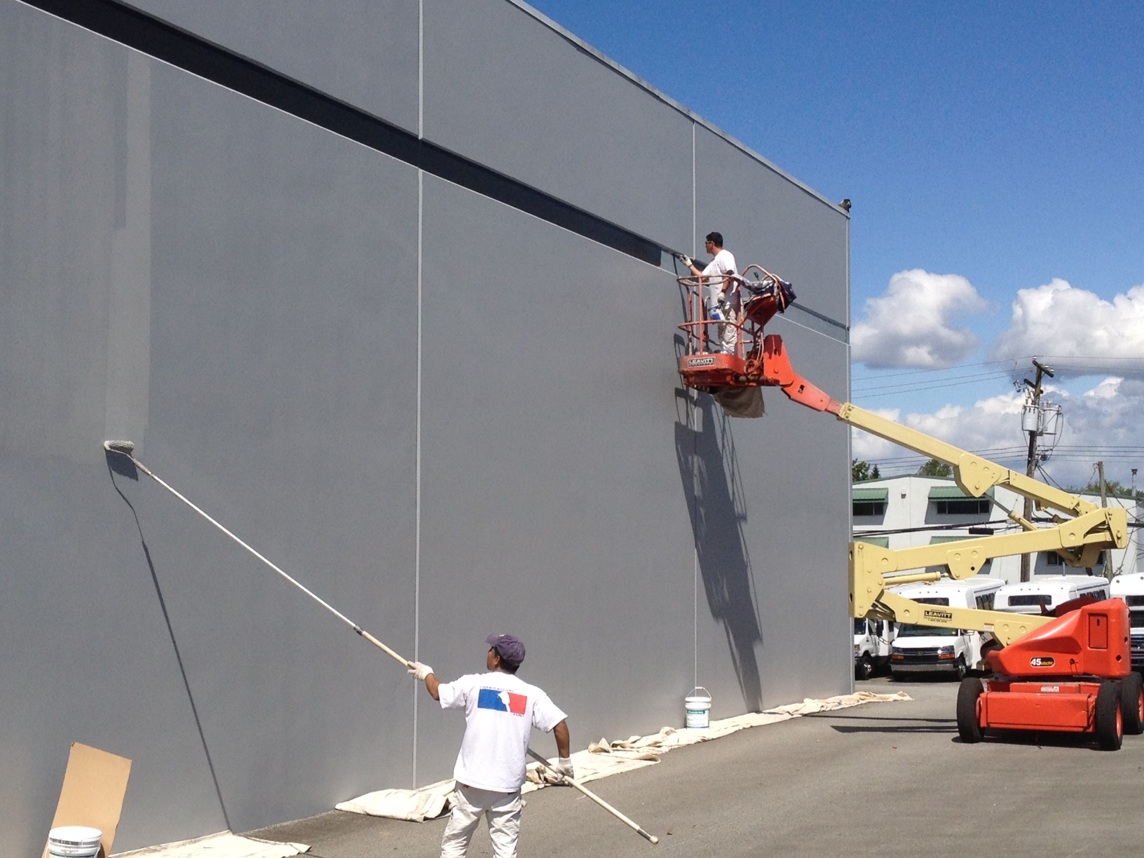 Commercial Painters Near ME