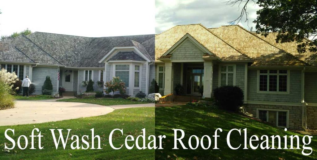 Roof Cleaning & Soft Washing Ledyard, CT