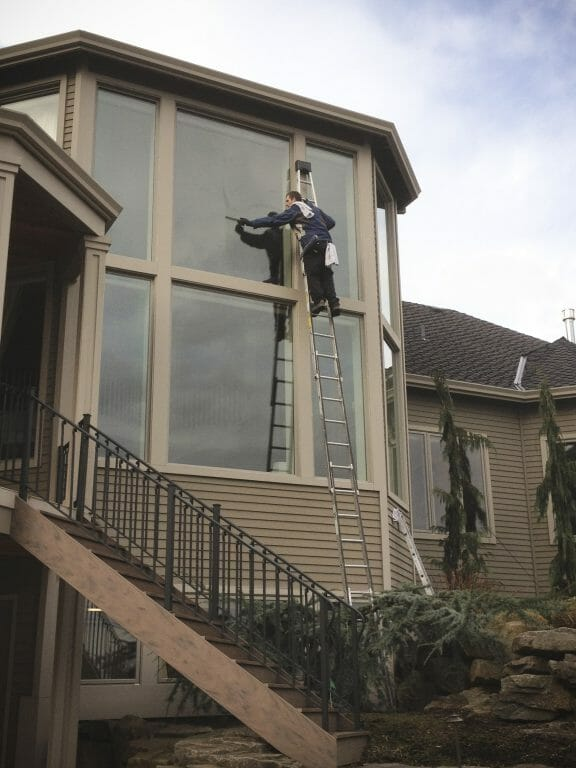 Window Cleaning Service Taftville, CT