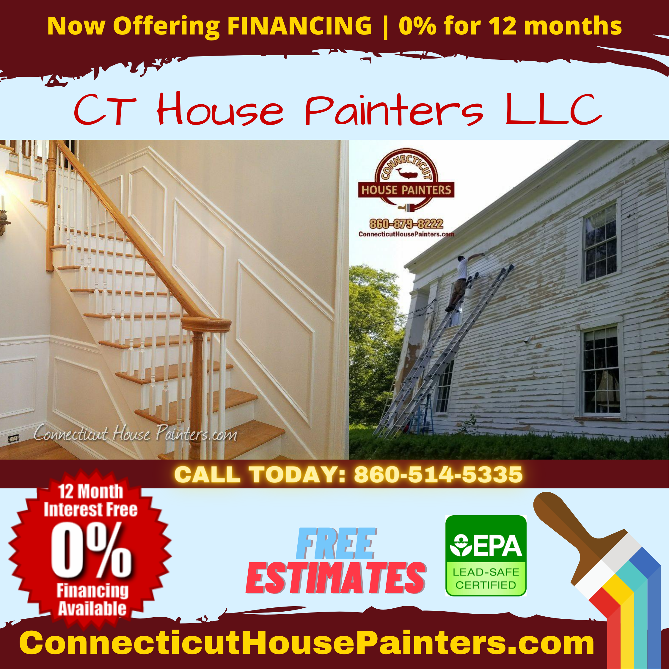 Financing for house painting